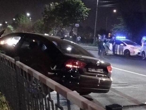 Криворізький мажор на пішоходному переході збив дитину
