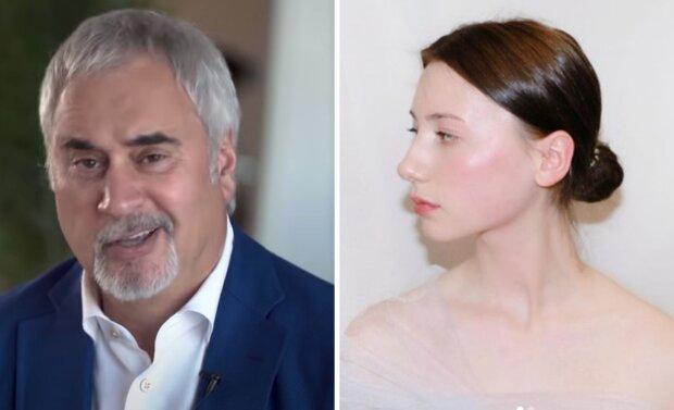 Валерій Меладзе та Аріна Меладзе