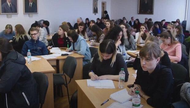 студенти, навчання у ВУЗі