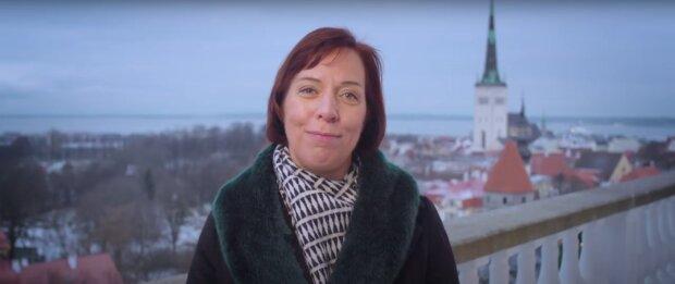Майліс Репс, скріншот з відео