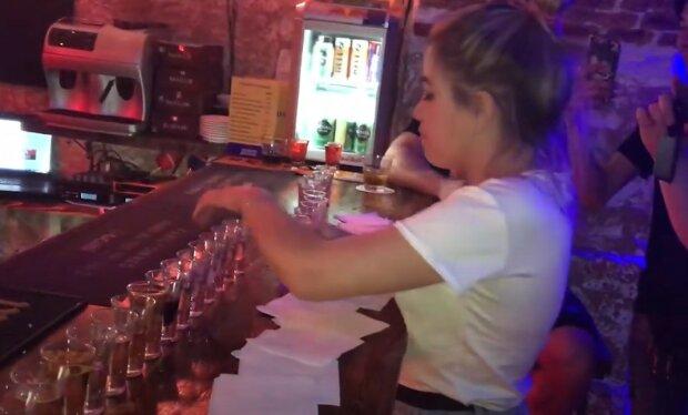 бар, шоти, коктейлі