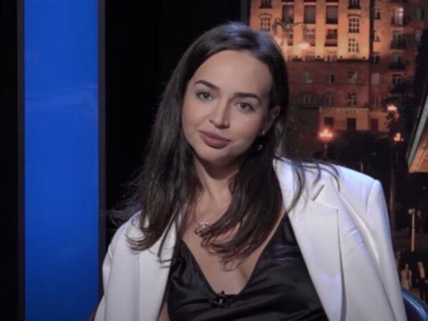 Маша Фокіна. Фото: скріншот відео.