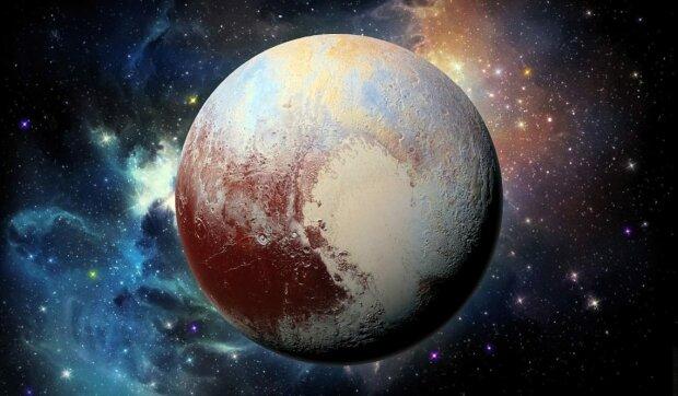 Плутон // фото Гравитация кофе