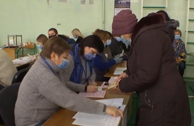 Місцеві вибори, фото: кадр з відео