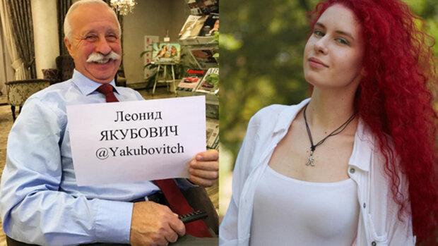 дочка Леоніда Якубовича Варвара Відо