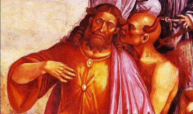 Ісус і Антихрист