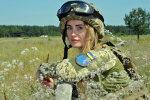 старший солдат Мар'яна Савицька