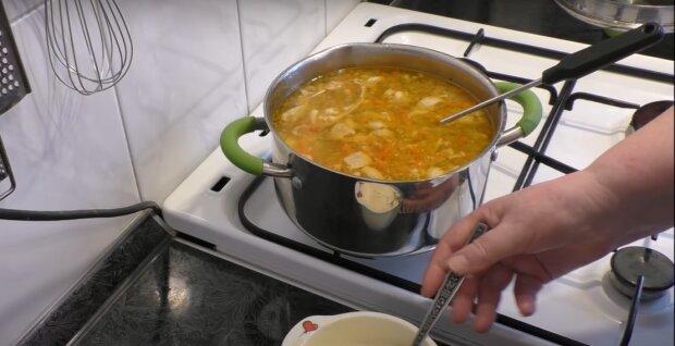 Фото супу