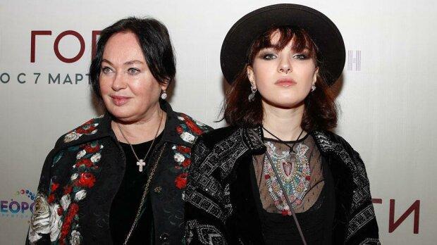 Гузєєва з дочкою