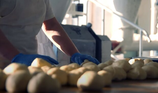 виробництво хлібу