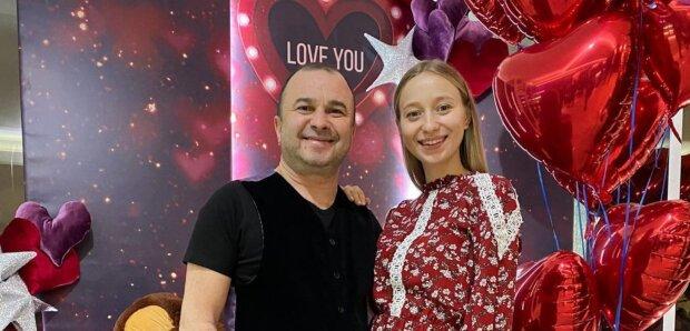 Фото Каті Репяхової та Віктора Павлика