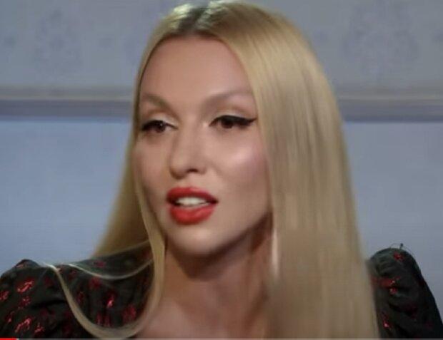 Ольга Полякова. Фото: скріншот відео.