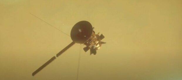 космічний зонд