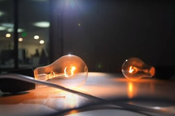 лампочки, електроенергія