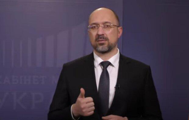 Денис Шмигаль. Фото: скріншот відео.