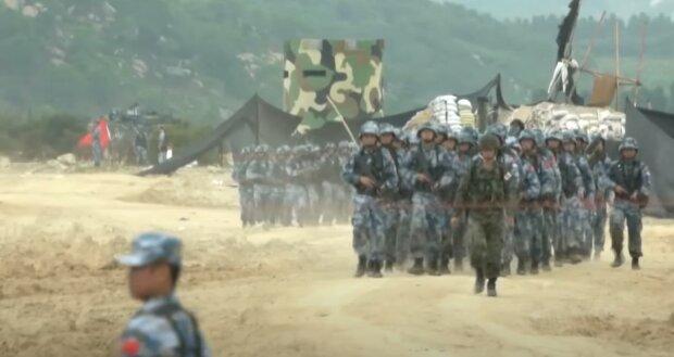китайські війська армія