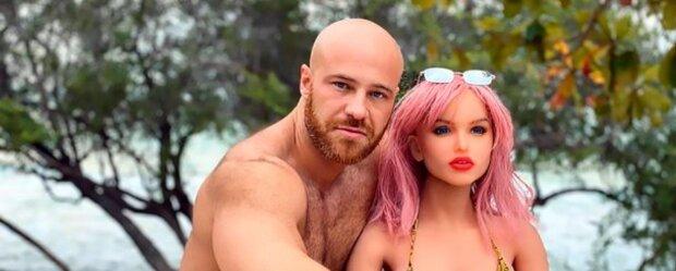 Юра і його дружина