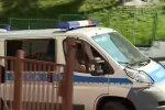 Поліція у Польщі, кадр з відео