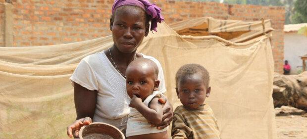 Прогноз голоду у всьому світі