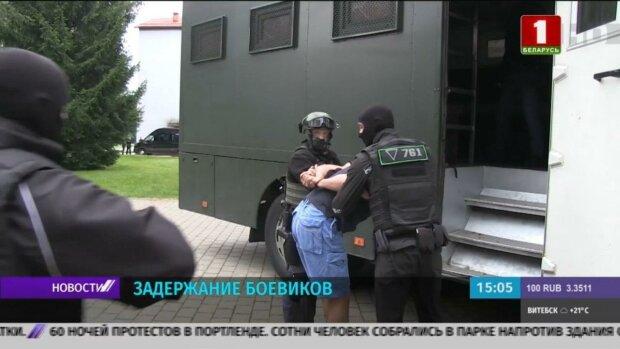 """затримання бойовиків ПВК """"Вагнера"""" у Білорусі"""