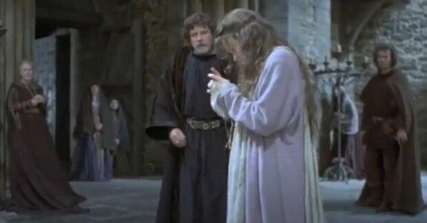 Гамлет. Фото: скріншот відео.