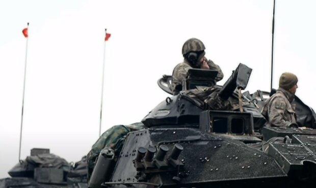 турецькі війська армія
