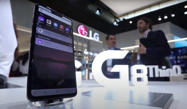 смартфони LG