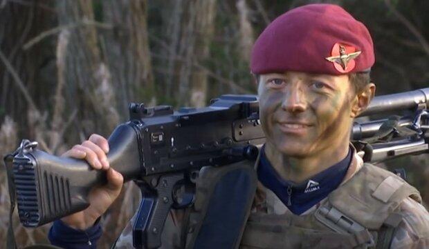 Британські десантники НАТО