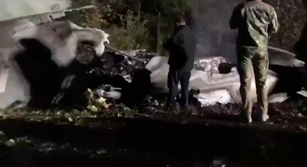 авіакатастрофа на Харківщині
