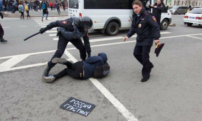 """Бунты в России не прекращаются, люди готовы к решительным действиям: """"Россия без Путина"""""""