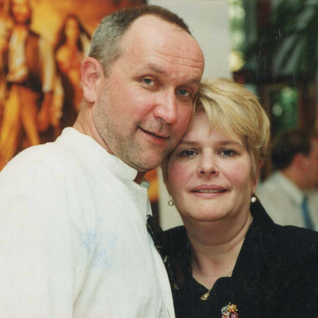 Марта Коломиєць та Данило Яневський
