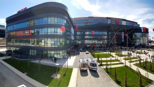 лікарня в Туреччині
