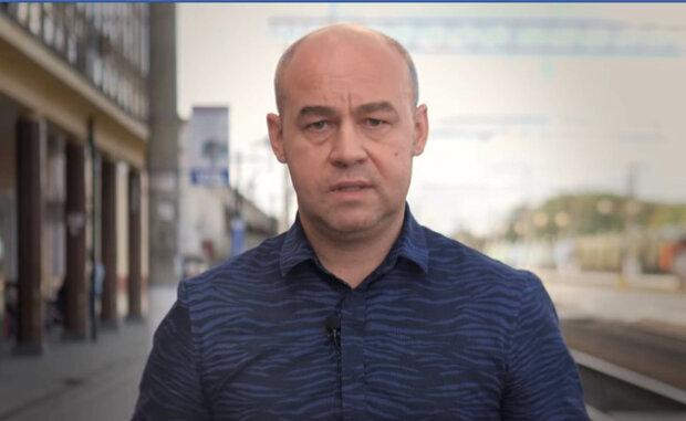 Мер Тернополя Сергій Надал