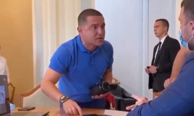 Олександр Куницький та Владислав Криклій