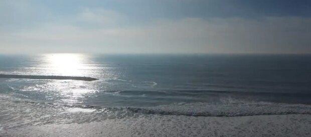 Океан. Фото: скріншот відео.
