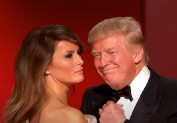 Дональд Трамп і Меланія Трамп