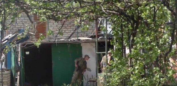 українські військові на Донбасі, ООС