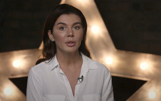 Анна Сєдокова, скріншот із відео