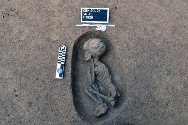 єгипетське поховання