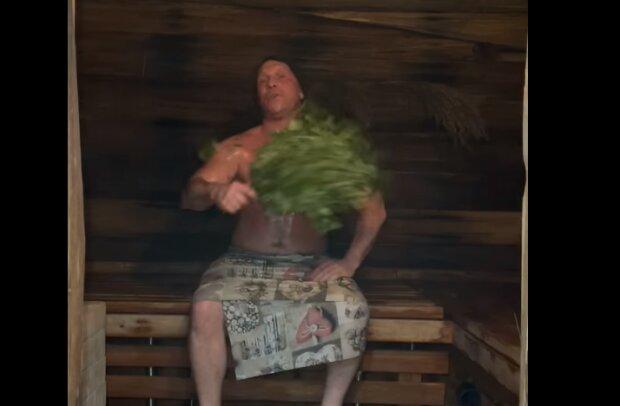 Ілля Кива, скріншот з відео