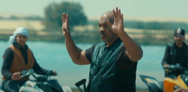 Майк Тайсон. Фото: скріншот відео.