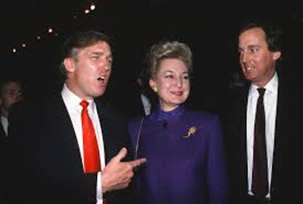Роберт Трамп та Дональд Трамп