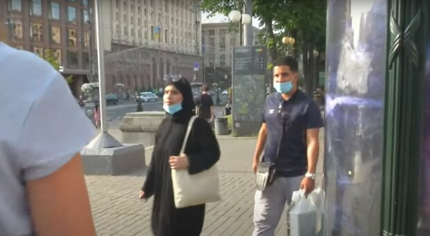 Арабські туристи в Україні