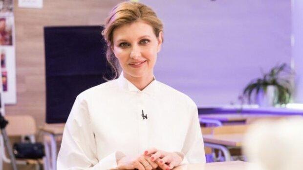 Олена Зеленська \ фото Офіс Президента
