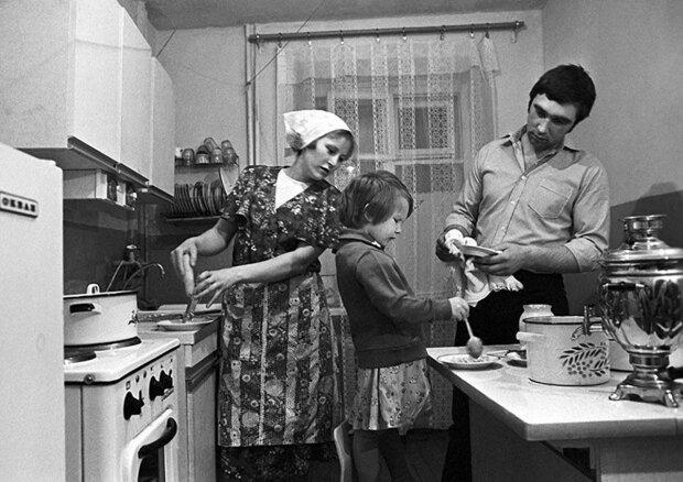 радянська сім'я