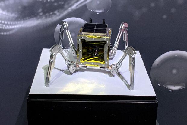 Робот-павук допоможе астронавтам вижити на інших планетах