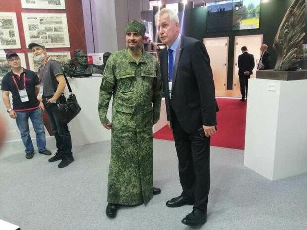 військова форма для російських попів