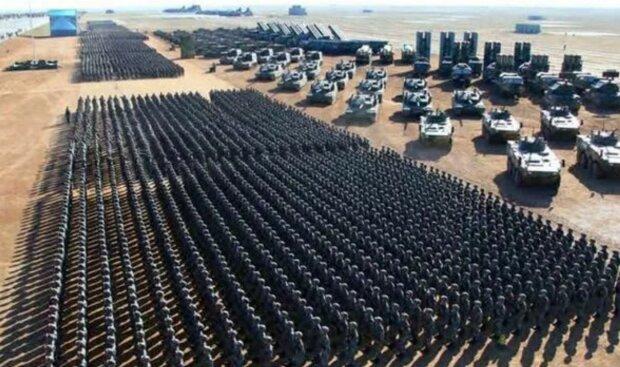 збройні сили Китаю