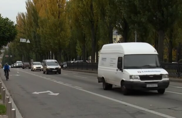 Дороги в Україні, фото: кадр з відео