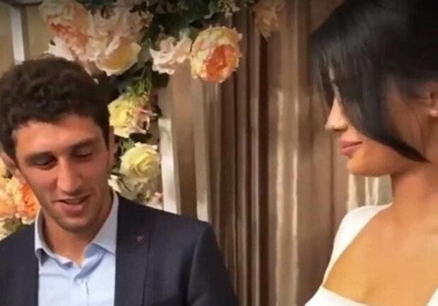 спортсмен покинув наречену просто на весіллі